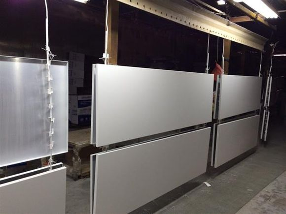 铝单板幕墙xi列 铝单板幕墙批fa